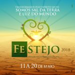 CATEDRAL DE PALMAS SE PREPARA PARA  FESTEJOS DO DIVINO ESPÍRITO SANTO 2018