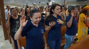 Missionários de segundo ela da CN em Palmas/ Foto: Heraldo Lima