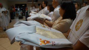34 MECE servem na Catedral de Palmas/ Foto: Heraldo Lima