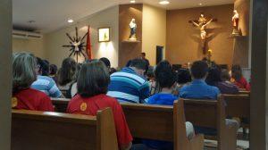A Santa Missa é o momento mais sublime de encontro com o Senhor / Foto: Heraldo Lima