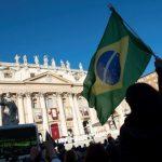 Francisco encoraja brasileiros após eliminação da Copa