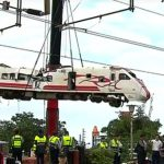 Papa envia condolências às vítimas de acidente de trem em Taiwan