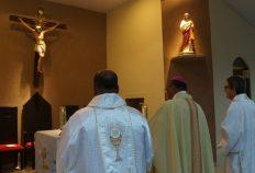 Missa em ação de graças pelos 64 anos de dom Pedro