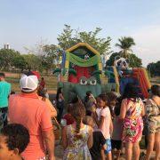 Pastorais da Catedral promovem dia das Crianças na festa de Nossa Senhora Aparecida
