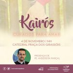 """Canção Nova promove Kairós """"Curados para amar"""" neste domingo (4)"""