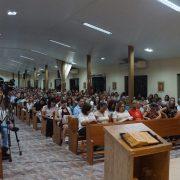Momento forte de adoração encerra encontro de Cura e libertação