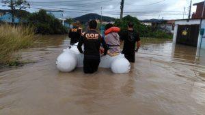 Arquidiocese do Rio abre suas Igrejas e realiza campanha para ajudar vítimas das chuvas