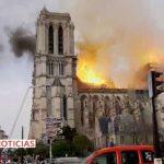 Sacerdote salvou Santíssimo Sacramento e coroa de espinhos no incêndio de Notre Dame