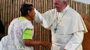 Papa Francisco clama por um novo humanismo