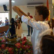 Catedral celebra dia de Nossa Senhora Aparecida e das crianças