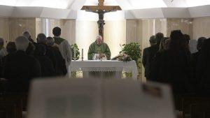 Papa: na luta interior entre o bem e o mal, escolhamos a salvação