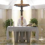 Papa Francisco: não ao espírito do mundo, nos leva à corrupção