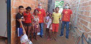 Imagem: Pastoral Social - Autorizadas pelas famílias