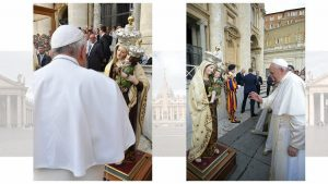 Papa: Nossa Senhora do Carmo nos ajude a ter um coração puro